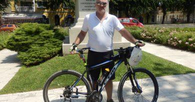 Emlékezés kerékpárral