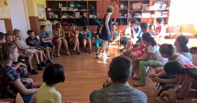 Az Együtt-Értünk Egyesület gyermektábora