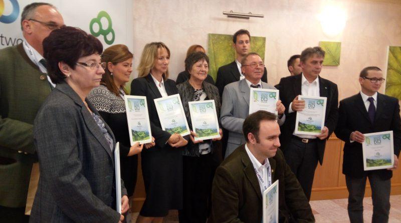 Környezetvédelmi díjat kapott  a Szent István Körúti Iskola