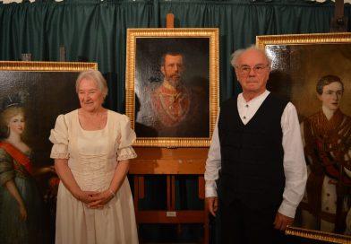 Megszépült történelmi portrék