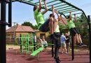 Fitneszpark a Bercsényiben