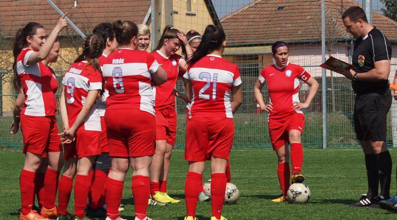 Ezüstérmes a női focicsapat