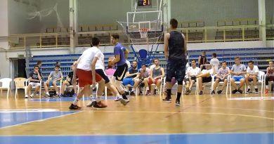 Streetball torna a Bercsényiben