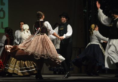 Magyarság hangja a tánc szavában