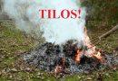 Tájékoztató az avar és kerti hulladékot égetésről.
