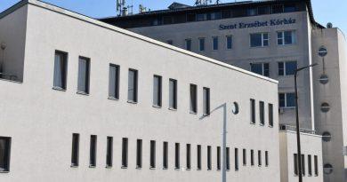 Ismét fogadhat látogatókat a Szent Erzsébet Kórház