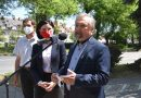 Dr. Kertész Ottó az MSZP – Párbeszéd jelöltje