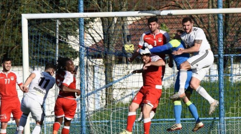 Két piroslap, négy gól és egy pont Gyöngyösről