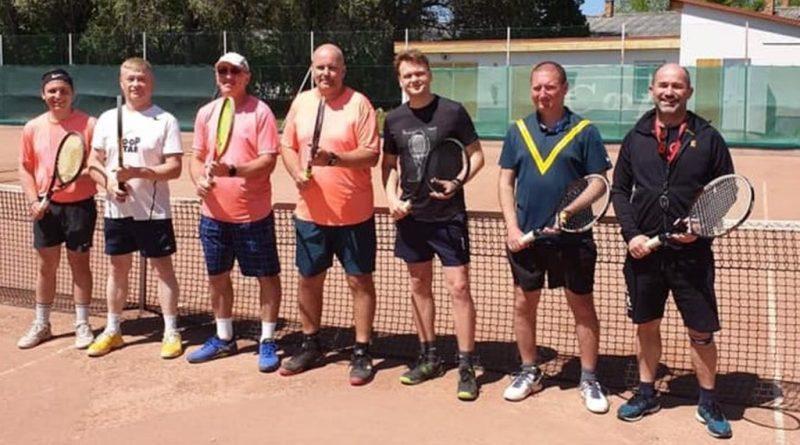 Megkezdődött a megyei teniszbajnokság