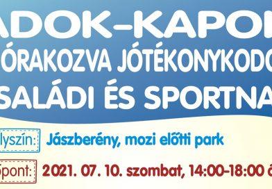 ADOK – KAPOK Családi és Sportnap