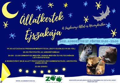Állatkertek Éjszakája