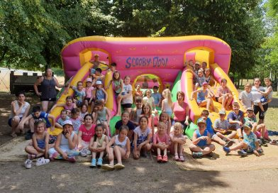 Nagyboldogos nyári táborok
